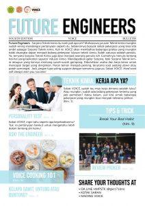 VOICE Bulletin 2017/2018 – Fourth Edition