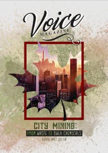 VOICE 2017/2018: City Mining